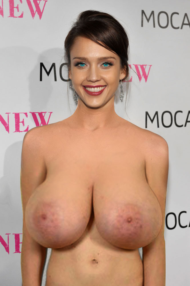 Naked Celebrities With Big Boobs 93