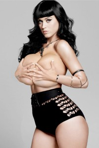 Katy Perry has grown some massive tits
